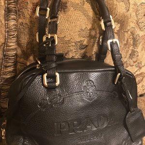Handbags - AUTHENTIC PRADA SEMITRACOLLA BAG (NWOT)